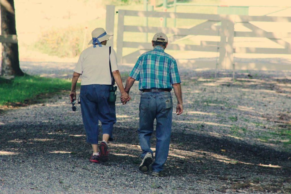 wandelen goed geheugen