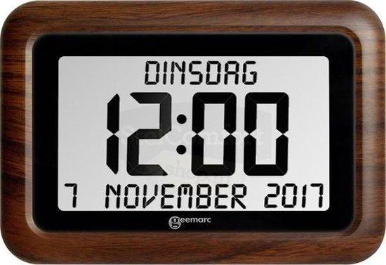 kalenderklok geemarc