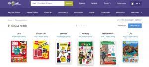 online reclamefolder lezen