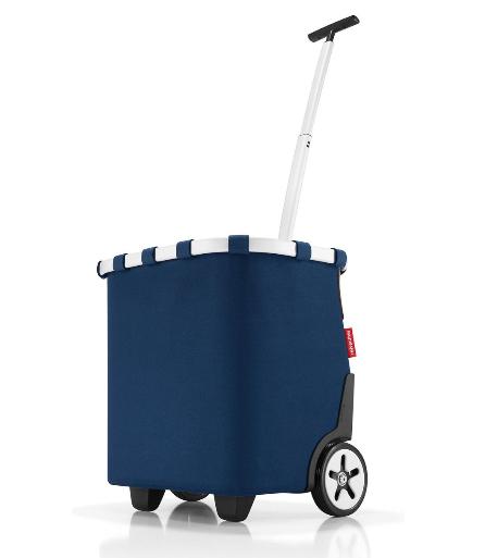 boodschappentrolley blauw