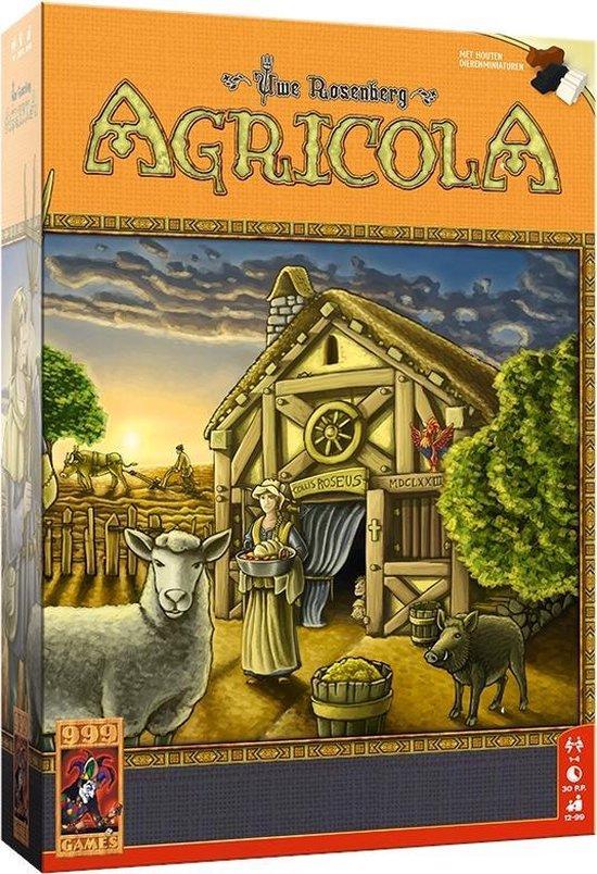 spelletje agricola
