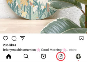 instagram winkel