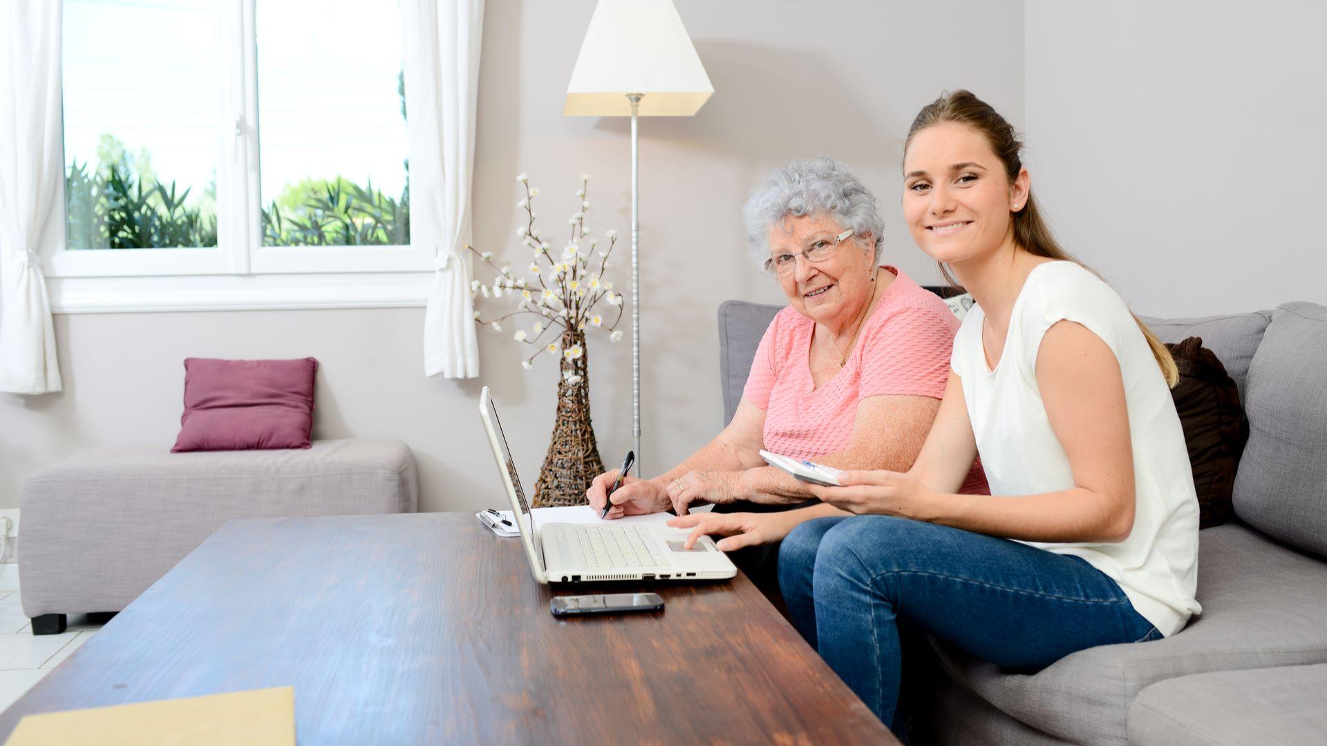 Betrouwbare hulp in de huishouding
