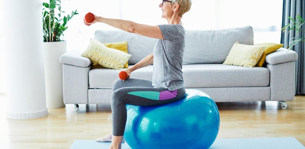 fitness spullen thuis