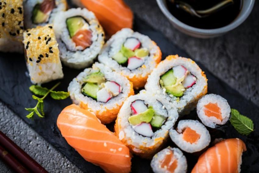 eten bestellen sushi