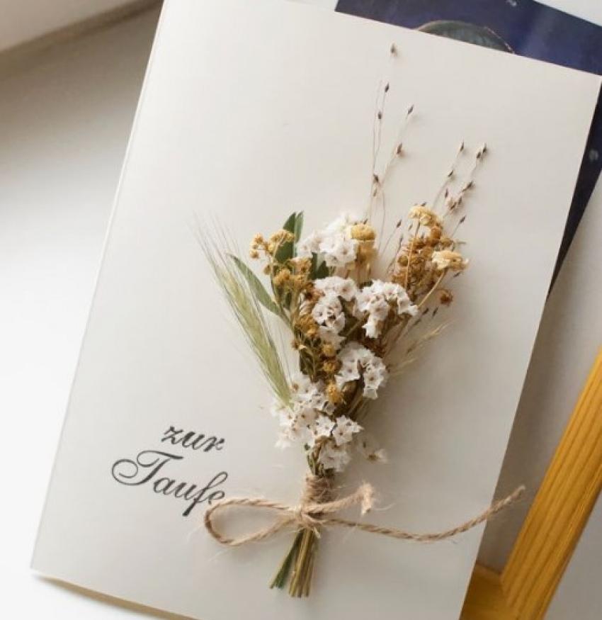 droogbloemen op kaart